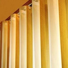 VERTICAL  SHEER BLINDS