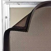 RUBBER INSECT SCREEN