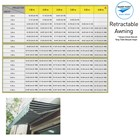RETRACTABLE AWNING 1