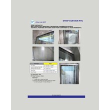 STRIP CURTAIN PVC