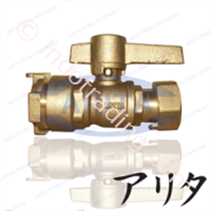 Lockable Ball Valve (Pengunci)