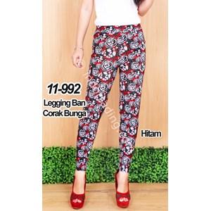 Legging Ban Corak Bunga Tipe 11992