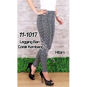 Legging Ban Corak Kembang Tipe 111017