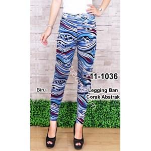 Legging Ban Corak Abstrak Tipe 111063