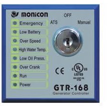 Genset Controller Monicon Gtr168
