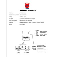 Jual Battery Charger HT12/24-10A 2