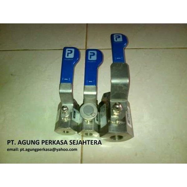 parker ball valve