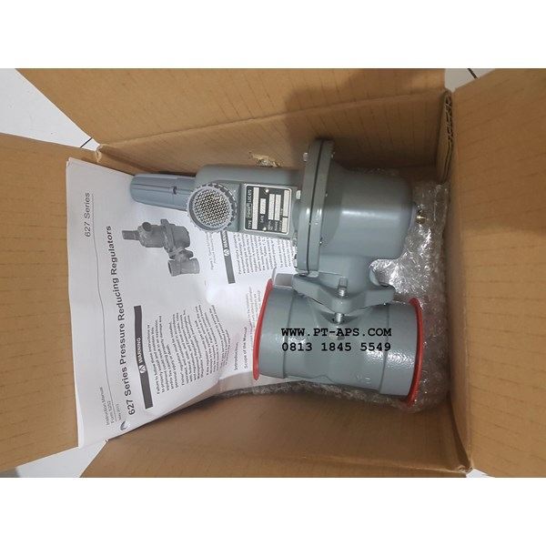 Sell ING PRESSURE REGULATORS SERIES FISHER 627 627H 627M 627R