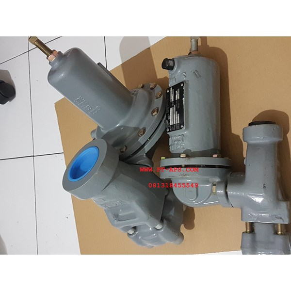 Fisher Type 630 Pressure Regulator