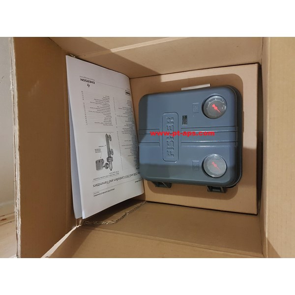 FISHER TYPE 2500 PNEUMATIC CONTROLLER
