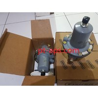 FISHER 289H RELIEF VALVE  or  BACK PRESSURE REGULA