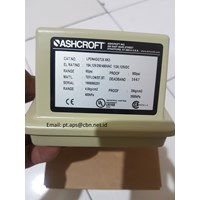 aschroft pressure switch
