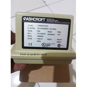 aschroft pressure switch