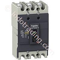 Schneider Easypact Circuit Breaker Ezc100b3025 1