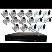 Jual KAMERA CCTV PAKET MURAH IP PRIME HD-IO106 (2.4 MP)