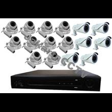 KAMERA CCTV PAKET MURAH IP PRIME HD-IO106 (2.4 MP)