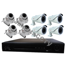 KAMERA CCTV PAKET MURAH IP PRIME HD-IO44 (2.4 MP)
