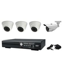 KAMERA CCTV PAKET AVTECH HDTVI 2.0 MP -IO31