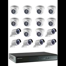 KAMERA CCTV PAKET TURBO LIQUID HD 1080p (106)