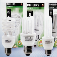 Lampu Philips 1