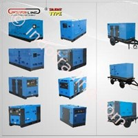 Distributor Powerline Genset Yanmar 20 Kva 3