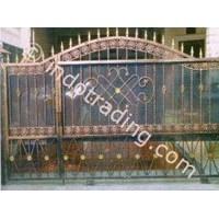 Pagar Pintu Standart 1