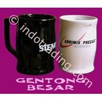 Mug Keramik Golf Besar 1