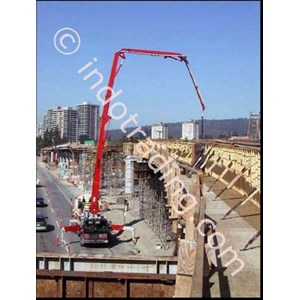 Rental Pompa Long Boom