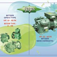 Kompressor AC Bitzer 1