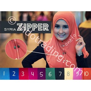 Syria Zipper