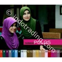 Jual Hijab Rumana Polos 2