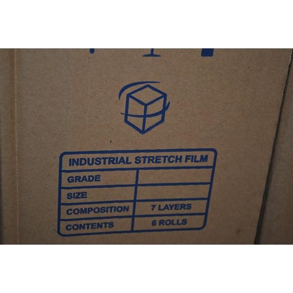 Plastik Wrapping 125mm