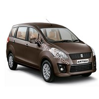 Mobil Suzuki Ertiga Dusky Brown Metalic