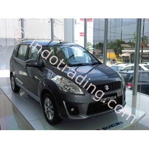 Mobil Suzuki Ertiga 1.4 Ga Graphite Grey Metalic