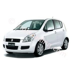 Mobil Suzuki New Splash White