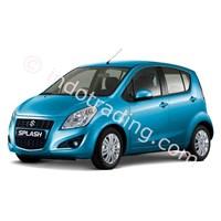 Mobil Suzuki New Splash Blue 1