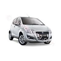Mobil Suzuki New Splash Silver 1
