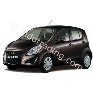 Mobil Suzuki New Splash Gl Brown