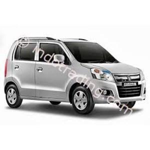Mobil Suzuki Karimun Wagon R Pearl White