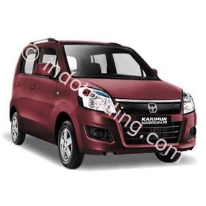 Mobil Suzuki Karimun Wagon R Radiant Red