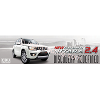 Mobil Suzuki New Grand Vitara 2-4 1