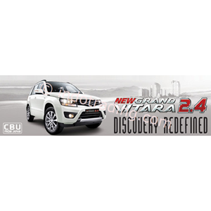 Mobil Suzuki New Grand Vitara 2-4