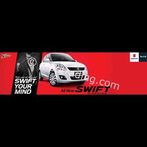 Mobil Suzuki Swift
