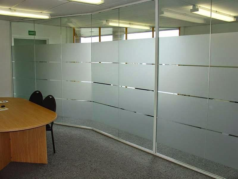 Sell Sandblast Office Partitions From Indonesia By Cv
