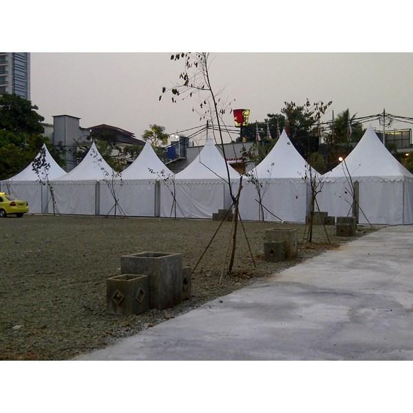 Tenda Sarnafil Ukuran 5x5