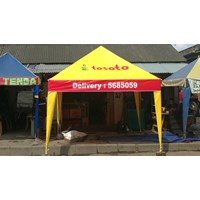 Distributor Tenda Promosi Gazebo 3