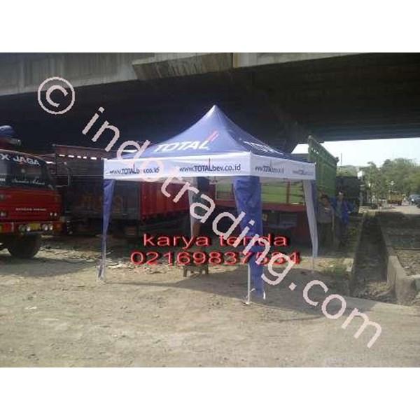Tenda lipat Uk 3X3