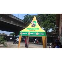 Distributor Tenda Pameran kerucut ukuran 2X2 3