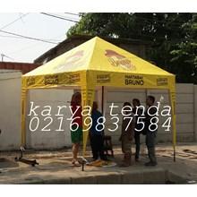 Tenda Gazebo 3X3