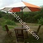 Payung Taman kayu jati 4